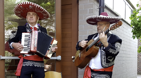 Mexicaanse Mariachi Band